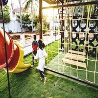 Outdoor play area  Outdoor play Centre  Cocoplaynut