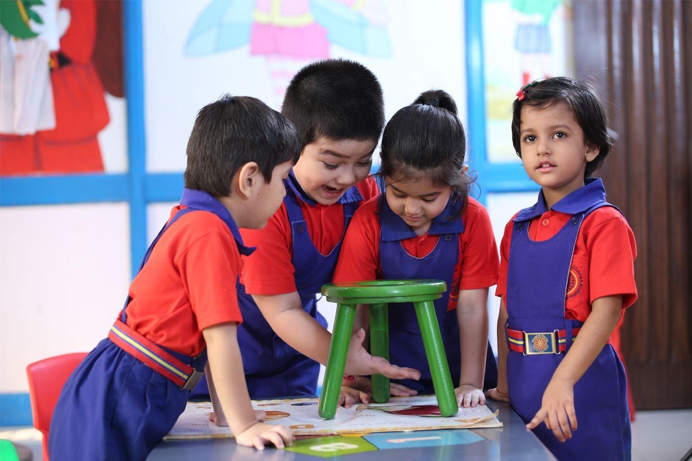 Top 10 Schools In Indirapuram