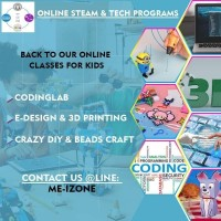 online steam and tech programs